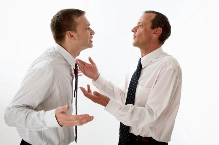 arguing 3